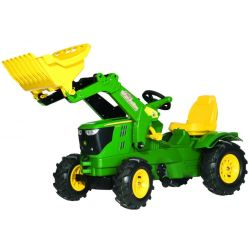Traptractor Rolly Toys John Deere 6210R