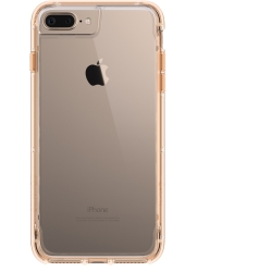 Griffin Survivor Clear iPhone 8 7 6 s Gld Wht Clr