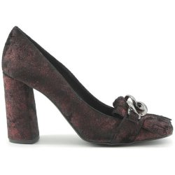 Made in Italia Hoge hakken Vrouw ENRICA darkred black