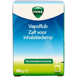 Vicks Vaporub Pot