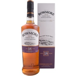 Bowmore 18 Years 70CL