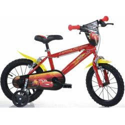 Dino kinderfiets 14 inch 1 versnelling Cars