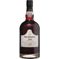 Graham's Aged Tawny 10 Years 75CL