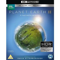 Planet Earth II (4K Ultra HD Blu ray) (Import)