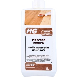Hg Vloerolie Naturel Parket 60 (1000ml)