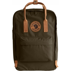 FjallRaven Kanken No. 2 Laptop 15 Rugzak Dark Olive