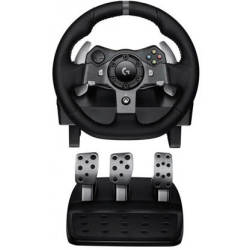 Logitech gaming stuur G920 Driving Force Racing Wheel USB EMEA