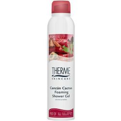 Therme Cancún Cactus Foaming Shower Gel