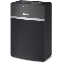 Bose SoundTouch 10 Series wireless music system zwart