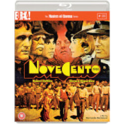 1900 (Novecento) (1977) Masters of Cinema Blu ray