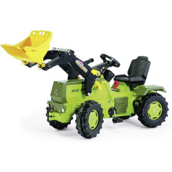 Rolly Toys Rolly FarmTrac MB Trac Traptractor met Frontlader