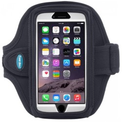 Tune Belt Sport armband AB91 iPhone 6(S) Plus zwart