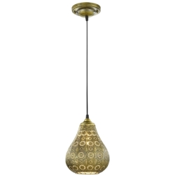Trio international Antieke hanglamp Jasmin 303700104