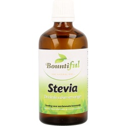 Bountiful Stevia Vloeibaar (100ml)
