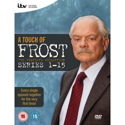 A Touch Of Frost Box Series 1 15 (Import)