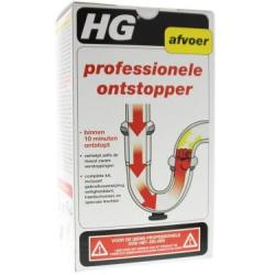 HG Ontstopper professional kit 250 ml