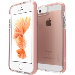 GEAR4 D3O Piccadilly for iPhone 5 5s SE rose gold col.