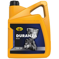 5 L can Kroon Oil Duranza ECO 5W 20 35173
