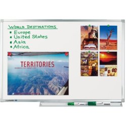 Whiteboard legamaster professional 60x90cm Magnetisch emaille