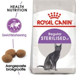 Royal Canin Sterilised 37 Kattenvoer 10 kg