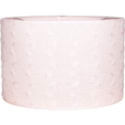 Baby's Only Lampenkap 30 cm Cable classic roze