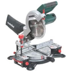 METABO Afkortzaag KS216M 1350 W Ø 216 mm