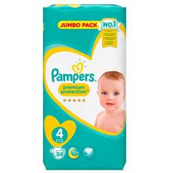 Pampers Pampers Premium Protection Taille 4