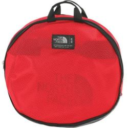 The North Face Base Camp Duffel Reistas M 69 L TNF Red TNF Black vernieuwd model