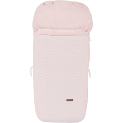 Baby's Only voetenzak buggy Classic Pink Voetenzak buggy kinderwagen Classic Pink