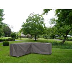 Outdoor Covers tuinmeubelhoes loungeset hoekopstelling (tot 300 cm)