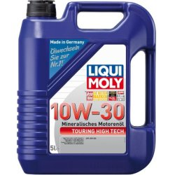 Liqui Moly 1272 Touring High Tech motorolie 10 W 30 5 L