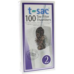 T sac Theefilters No. 2 (100st)
