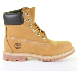 Timberland Dames 6 Inch Premium Boots (36 t m 41) Geel Honing Bruin 10361 39.5