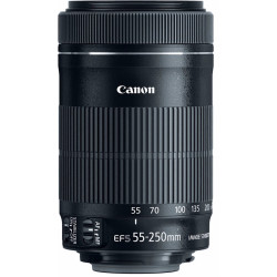 Canon EF S 55 250mm f 4.0 5.6 IS STM objectief