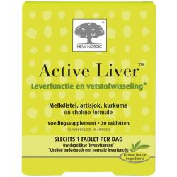 New Nordic Active Liver (30tb)