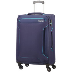 American Tourister Reiskoffer Holiday Heat Spinner 67 24 (Compact) Navy
