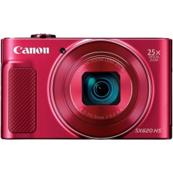 Canon PowerShot SX620 HS compact camera Rood