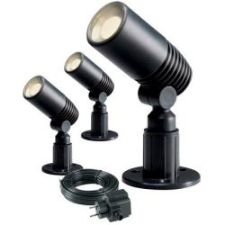 Garden Lights 12V tuinspot Alder bundelset (set van 3)