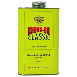 Kroon Oil Motorolie Classic Multigrade 20W 50