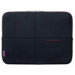 Samsonite Airglow Laptop Sleeve 15 6 inch Zwart Rood