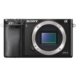 Sony Alpha A6000 ICL systeemcamera Body Zwart (ILCE6000B.CEC)