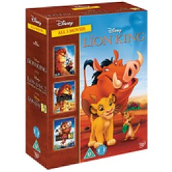 Lion King (Import) Box set