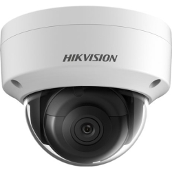 Hikvision 2.8MM DS 2CD2185FWD I IP Cam zwart wit