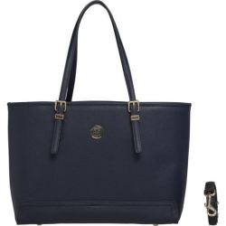 NU 20 KORTING Tommy Hilfiger shopper HONEY MED TOTE