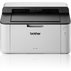 Brother HL 1110 laserprinter zwart wit combideal