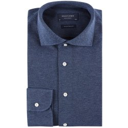 Profuomo slim fit jersey overhemd