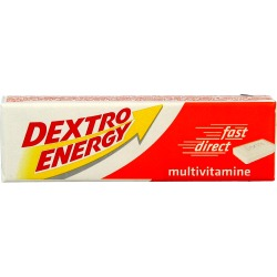 Dextro Energy Multivitaminen