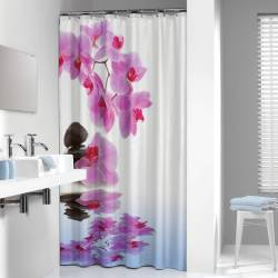 Sealskin douchegordijn Spa 100 polyester multi color print 180x200 cm