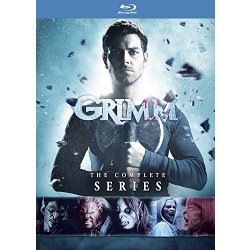 Grimm Complete Series blu ray (Import)