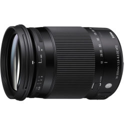 Sigma 18 300mm f 3.5 6.3 DC OS HSM Macro Contemporary Canon EF mount objectief